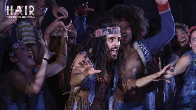 @genny_pelliccia  è il nostro George BergerLa tribe é arrivata e vi travolgerà con la sua energia!!! #flowerpower #uniscitiallatribe @luganolac @teatrostabilebz @teatroteam_